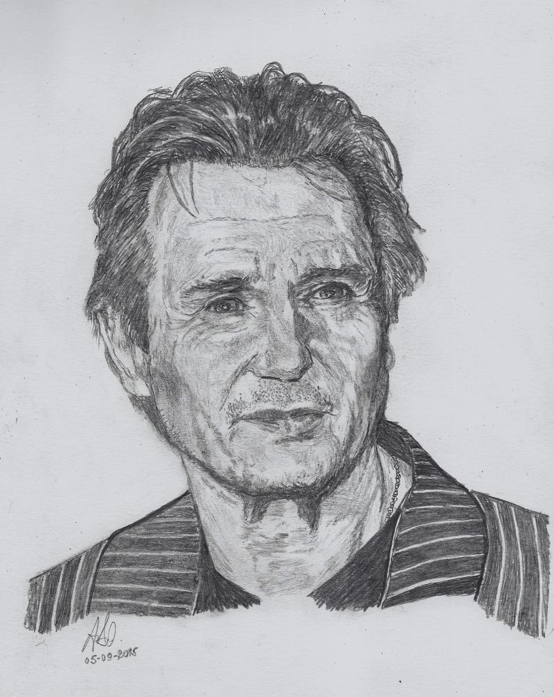 Liam Neeson par ABO